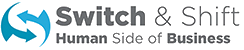Switch & Shift logo