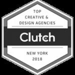Top Agency award Clutch