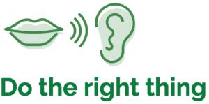 Do the right Thing - KLI